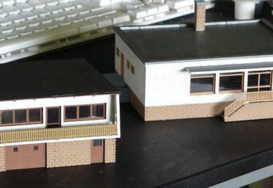 Papierové stavebnice od Atelier Wepe