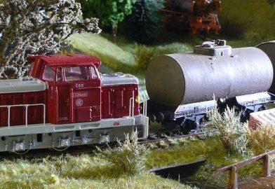 T334.0051 Rosnička ČSD v mierke H0 z odliatku