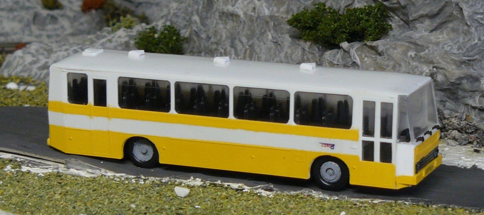 Karosa LC-735, stavebnica od firmy SDVmodel v mierke H0