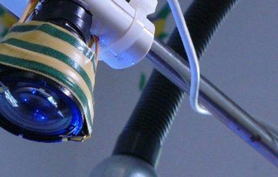 Web kamera ako jednoduchý mikroskop