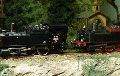 """Prestavba parnej lokomotívy BR89 na 310.0118 """"Kafemlejnek"""" v mierke H0"""